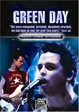 GREEN DAY ROCK CASE STUDIES - 2 DVD & BOOK BOX SET NEW AND SEALED BOXSET