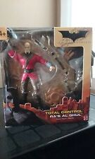 Batman Begins Movie Battling Figure Total Control Ra's Al Ghul New