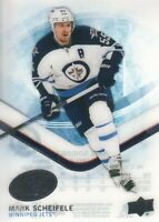 2016-17 Upper Deck Ice Hockey #62 Mark Scheifele Winnipeg Jets