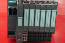 Siemens 6ES7151-1AB02-0AB0 + 6 Module ET200S