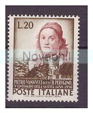 Francobolli della Repubblica italiana, con soggetto l'arte, artisti