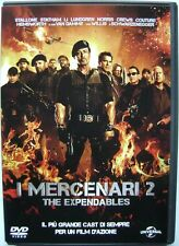 Dvd I Mercenari 2 - The Expendables 2012 di Simon West Usato