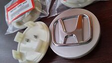 HONDA Logo set of 4 Rim Wheel Center Caps ABS Emblem Badge Decal 69mm CR-V HR