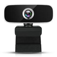 1080P Full HD Web Camera Webcam Built-in Microphone USB Webcam Video Conferen