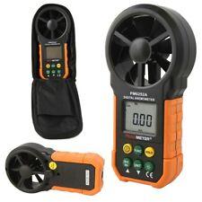 AIMO PM6252A Digital LCD Display Handheld Anemometer Air Wind Speed Gauge Meter
