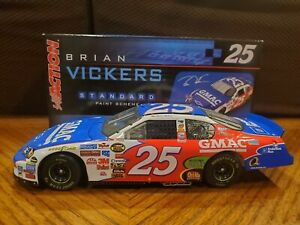1/24 Brian Vickers 2006 #25 GMAC Ditech.com 128 of 144 Club Car RCCA Monte Carlo