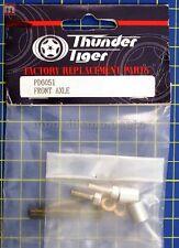 Thunder Tiger PD6051 Axe Avant avant axe FM1 modélisme