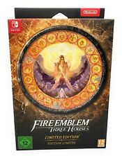Fire Emblem: Three Houses - Limited Edition (Nintendo Switch, 2019)