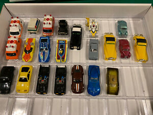 Mix Of HO Slot Car Bodies. Lot Of Aurora, AFX, Tyco, Cobra mite And More.