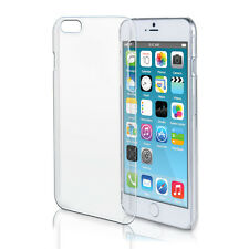 "Funda de Gel TPU cristal transparente ultrafina para Iphone 6 Plus 6S (5,5"")"