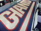 New York Giants Endzone Turf Meadowlands 1990's NFL Game Used History