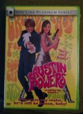 Austin Powers: International Man of Mystery (DVD, 1997) Mike Myers