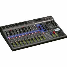 Zoom LiveTrak L-12 12 Channel Live Track Mixer Digital Recorder