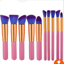 10pcs New Makeup Brush Set Cosmetic Foundation Blending pencil brushes P03