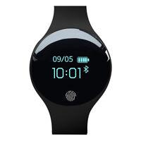 Hombres Mujeres Reloj Digital Inteligente Deporte Pulsera Inteligente Podómetro