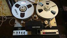 More details for otari 8 track reel to reel tape recorder studio