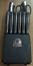 Vintage' Sabatier Complete 15 Piece Block Knife Set