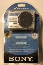Sony Walkman Wm-Sr10 new sealed in package cassette recorder player Brand New