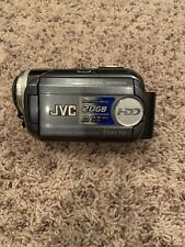 JVC Everio # GZ-MG27U HDD Handheld Camcorder For Parts