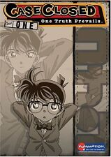 Case Closed - Vol. 1.1: Investigation is Afoot (DVD, 2006, Empty Box+Vol. 1) B14