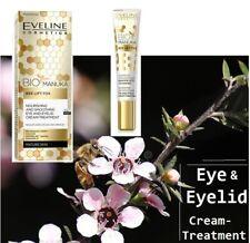 Eveline Eye Cream-Treatment-Bio Manuka-Bee Lift-Tox Day & Night-20ml