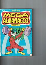 1987 02 - MEGA ALMANACCO WALT DISNEY - 02 1987 - N.362
