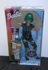 PARATROOPER BARBIE DOLL, AAFES ED. 29474, ORIGINAL 2000, NEW CONDITION IN BOX!