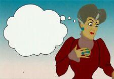 LADY TREMAINE, CINDERELLA, DISNEY VILLAINS POSTCARD, OFFICIAL USPS
