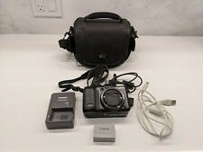 Canon PowerShot G10 14.7MP Digital Camera with battery, charger, carrier