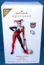 2010 Harley Quinn Hallmark Batman Limited Edition Ornament