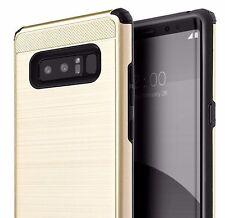 For Samsung Galaxy Note 8 - HYBRID SHOCKPROOF SILK ARMOR PHONE CASE CO