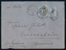 MayfairStamps New South Wales 1896 Sydney to Germany Cover wwi98327