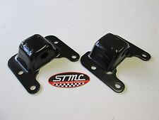 68 69 70 71 72 CHEVELLE NEW PAIR 350 396 454 MOTOR MOUNT FRAME BRACKET