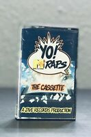 Jive Presents: Yo! MTV Raps The Cassette - Audio Cassette Tape