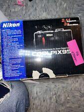 Nikon Coolpix 950 2.0Mp Digital Camera - Black
