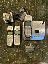 Vtech Cordless Phone System Tested Working