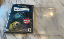 Disney's MONSTERS, INC. Scream Arena (Nintendo GameCube 2002) Factory Sealed