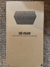 Matty Collector Masters of the Universe MOTU Giant - He-Man 12 Inch Figure