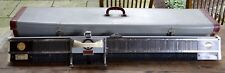 Vintage KnitKing Knitting Machine w/Carry Case England for Parts or Repair