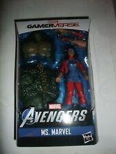 Marvel Legends Gamerverse Avengers Ms. Marvel BNIB figure comics