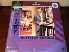 Laserdisc DEATH IN VENICE Japan Import LD with OBI 1971 1983 NJL-11060