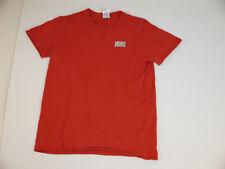 THE AZTEC LOGO RED YOUTH T-SHIRT BOYS & GIRLS Sz-S