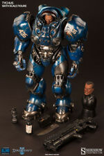 Sideshow Collectible Tychus Marine Figure 1/6 Scale Blizzard Starcraft II NEW US
