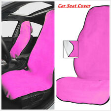 1pcs Pink Car Towel Seat Cover Protector for Pet Mat Dog Gym Yoga Etc Accessory