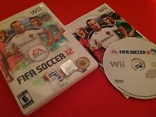 FIFA Soccer 12 (Wii) 50% off shipping on additional purchase