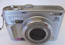 Panasonic Lumix DMC-LZ2 Silver with Optical Stabilizer *** A+ Conditions ***