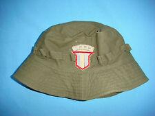 VIETNAM WAR US LRRP  GROUP GREEN OD HAT