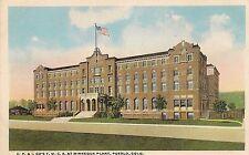 C.F. & I. Company Y.M.C.A. at Minnequa Plant Pueblo Co Postcard