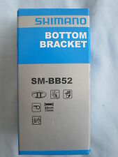 Shimano SM-BB52 Hollowtech 2 Bottom Bracket Cups *NEW* Suits XT SLX Deore