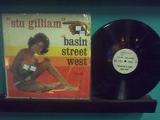 Stu Gilliam - at Basin Street West - Vinyl LP - Comedy album - Rare!